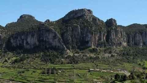 Trekking sui Tacchi d'Ogliastra